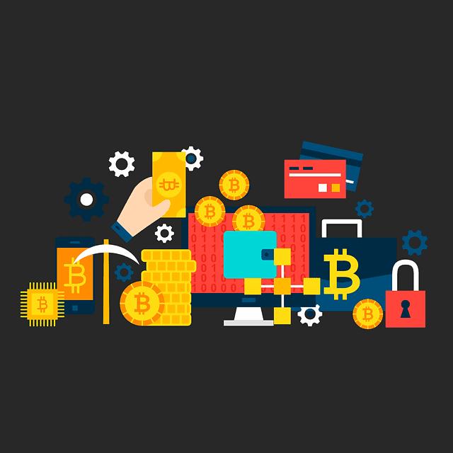 Wallet für Kryptowährung
